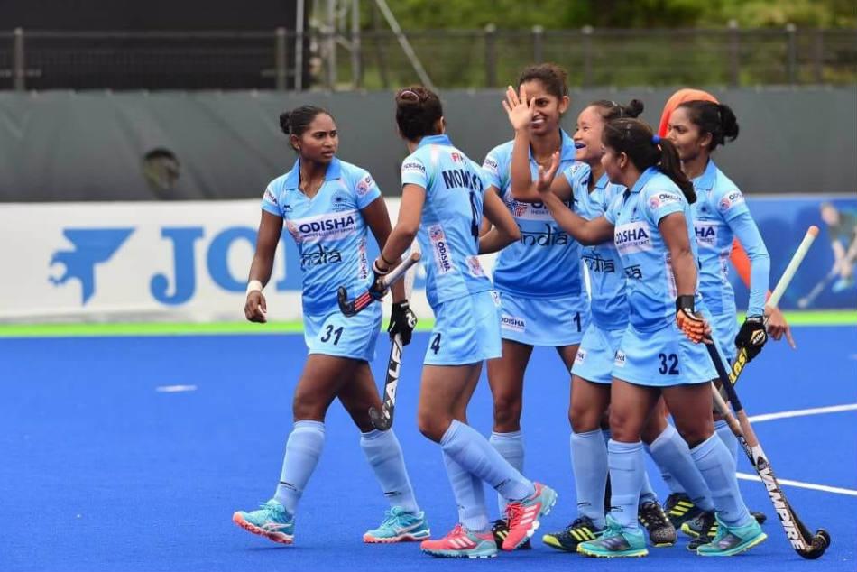 Asian Games 2018 Hockey Gurjit Scores 3 As India Women Defeat Indonesia