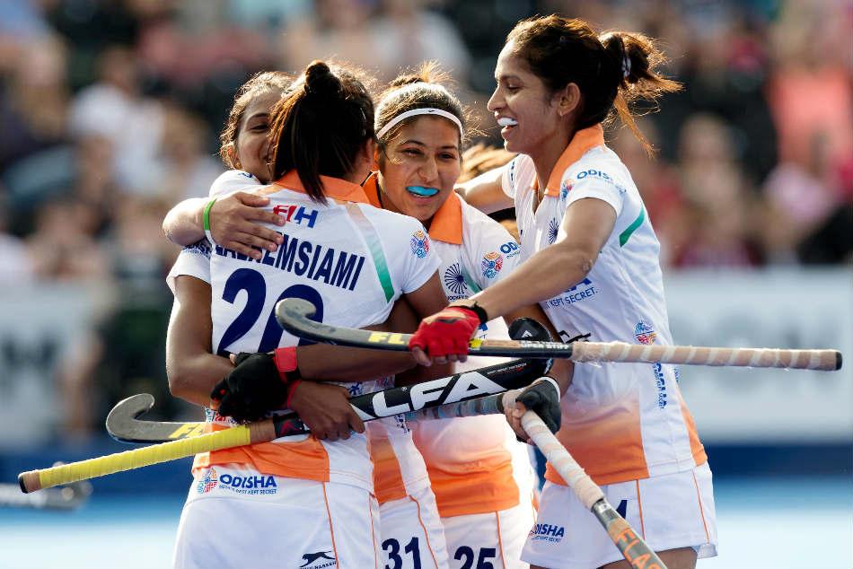 4db7da6ef7e Indian women s hockey team registers 2nd biggest Asian Games win ...