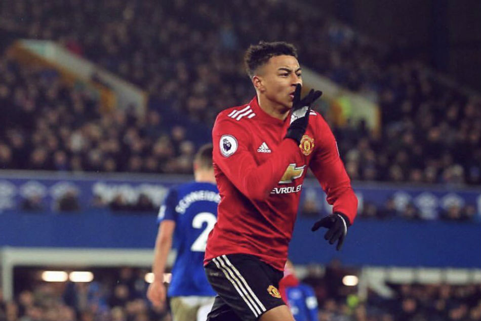 Jesse Lingard Names The Barcelona Legend He Studied To Improve His Game