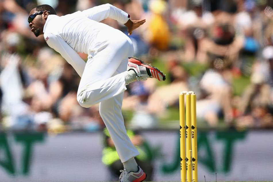 Jomel Warrican Sunil Ambris West Indies India Test Series