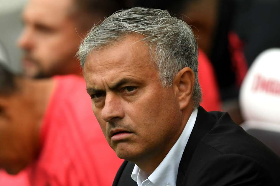 Manchester United Tottenham Defences Focus Jose Mourinho