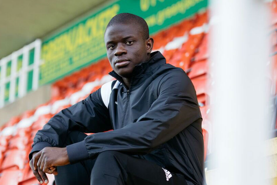 N'Golo Kante is relishing his new challenge under Maurizio Sarris regime