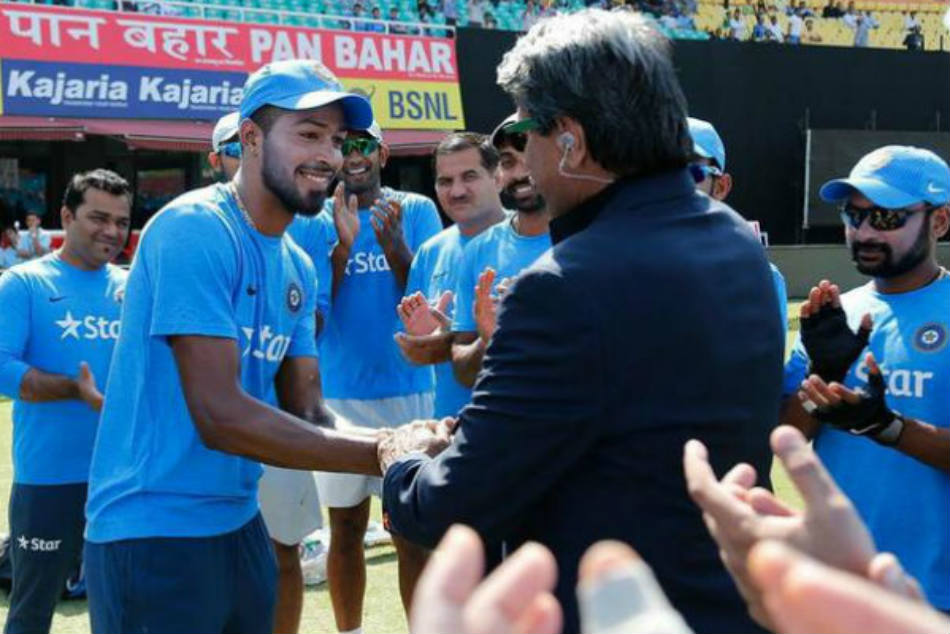 Kapil is once-in-a century cricketer, dont compare Pandya with him: Gavaskar