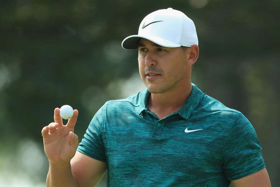 Koepka Holds Off Tiger Win Third Major Second