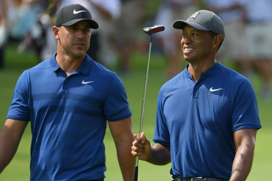 Brooks Koepka Shocked Tiger Woods Congratulations Us Pga Championship