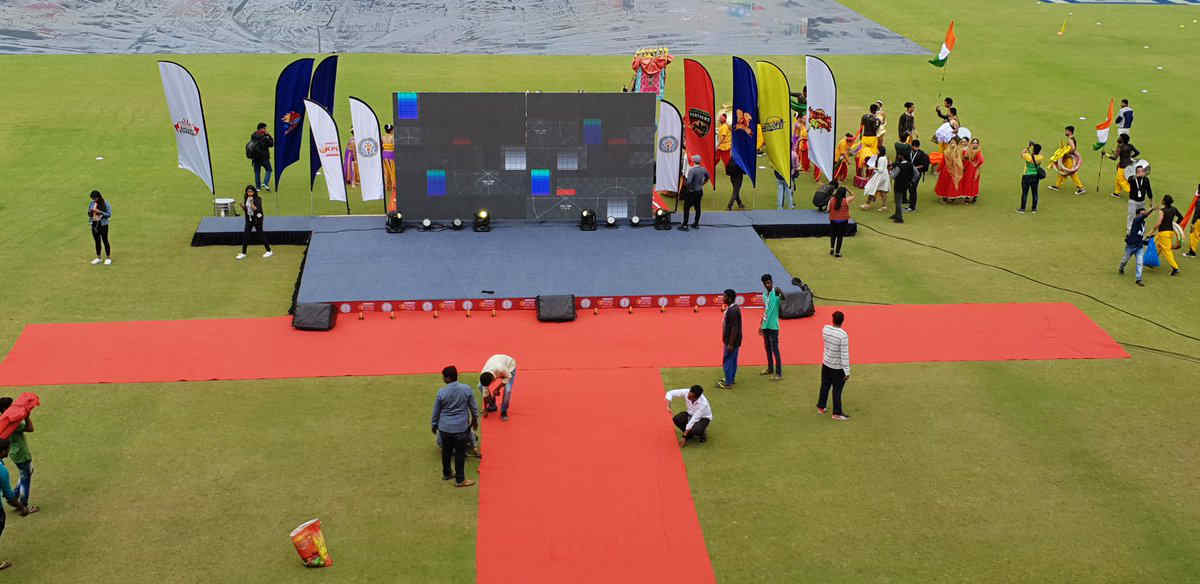 Kpl 2018 Bengaluru Blasters Vs Belagavi Panthers Champs Panthers To Bowl First