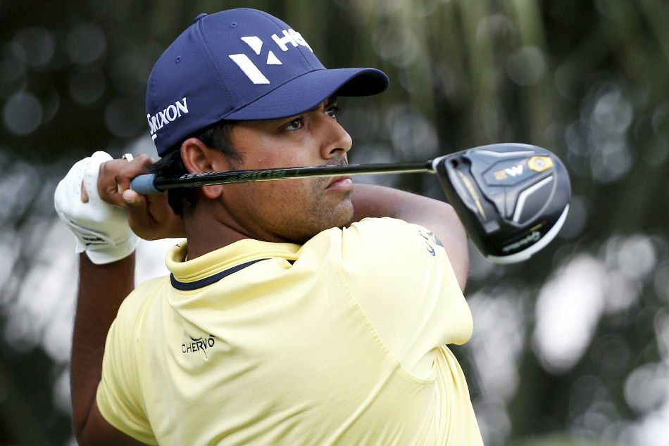 The tied-6th finish was Anirban Lahiris third top-10 finish of the current PGA Tour season