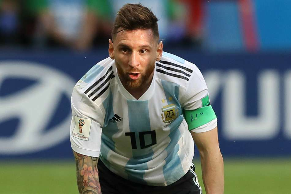 Argentina Squad No Lionel Messi Giovanni Simeone First Call Up