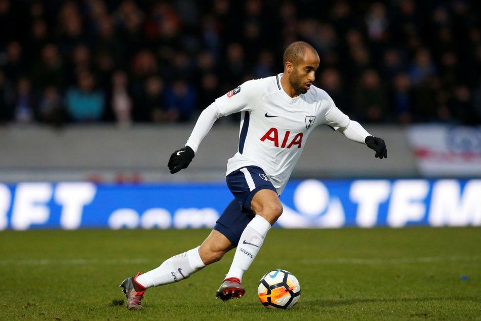 Real Betis Set To Bid For Tottenham Flop Lucas Moura