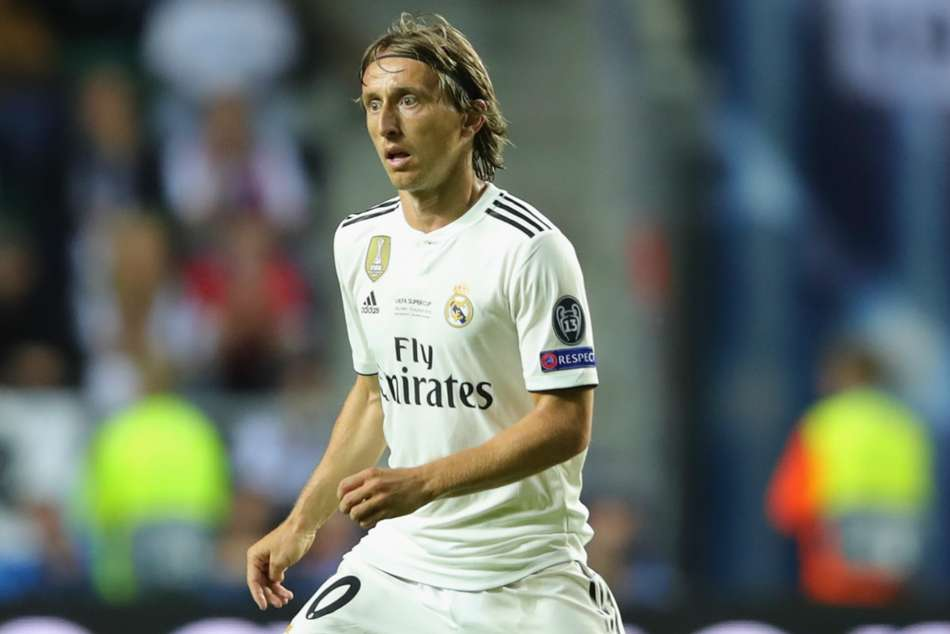 Luka Modric Real Madrid Lodge Fifa Complaint Inter Illegal Approach