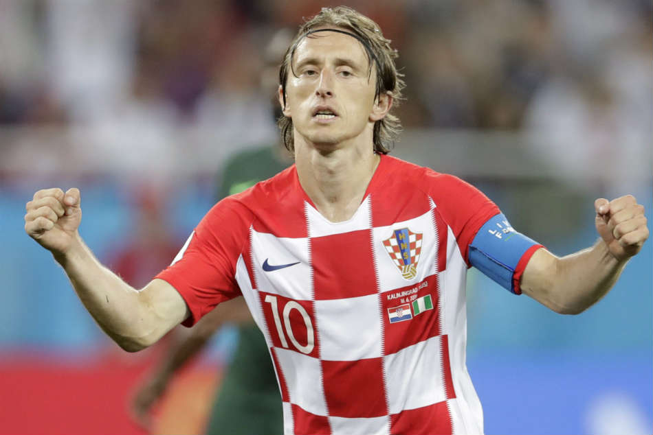 Luka Modric Linked With Juventus Move