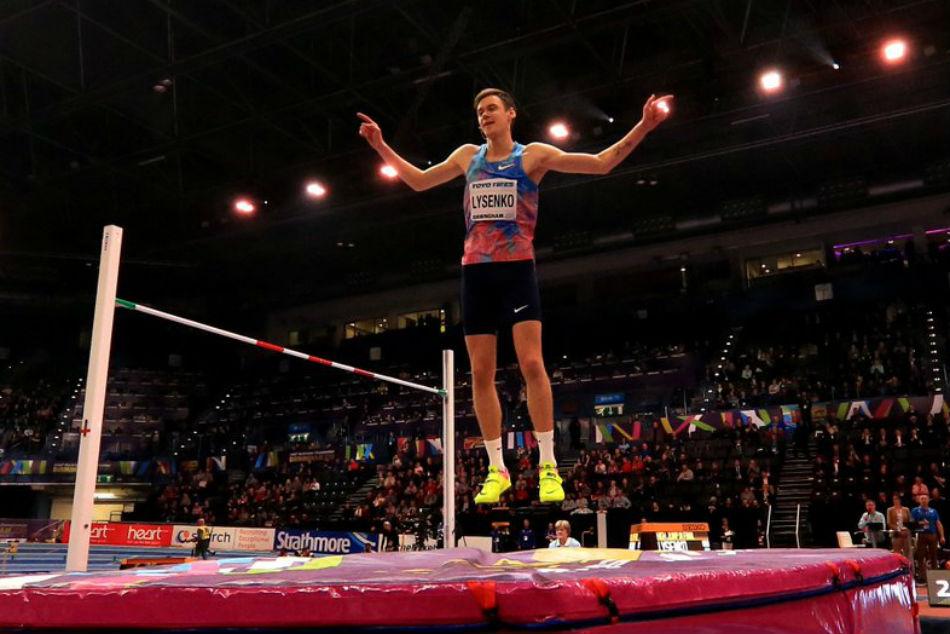 Iaaf Revokes Lysenko S Neutral Athlete Status
