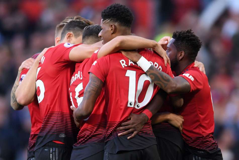 Manchester United saw off Leicester City in the Premier Leagues opener, with Paul Pogba and Luke Shaw getting the goals at Old Trafford.