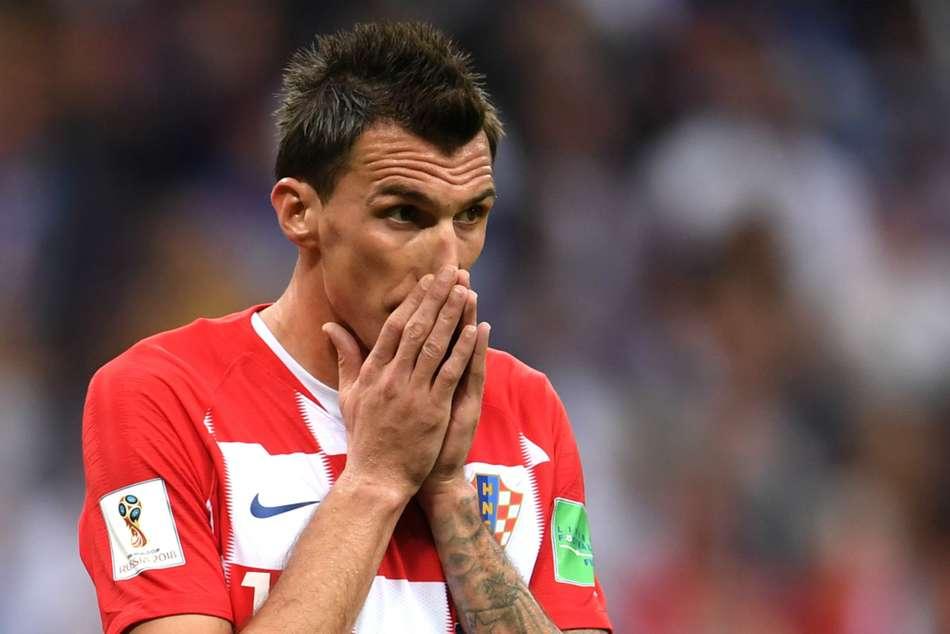 Mario Mandzukic Retires From Croatia Duty After World Cup