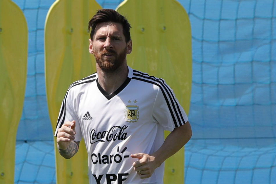 Messi Miss Argentina S Next Four Friendly Matches