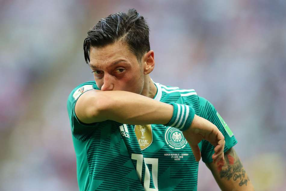 Mesut Ozil Germany Retirement Impact Unprecedented Dfb Vice President Reinhard Rauball