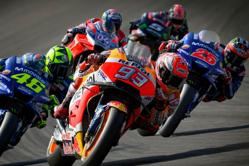 Two Wheels One Passion Motogp Second Half Starts At Brno