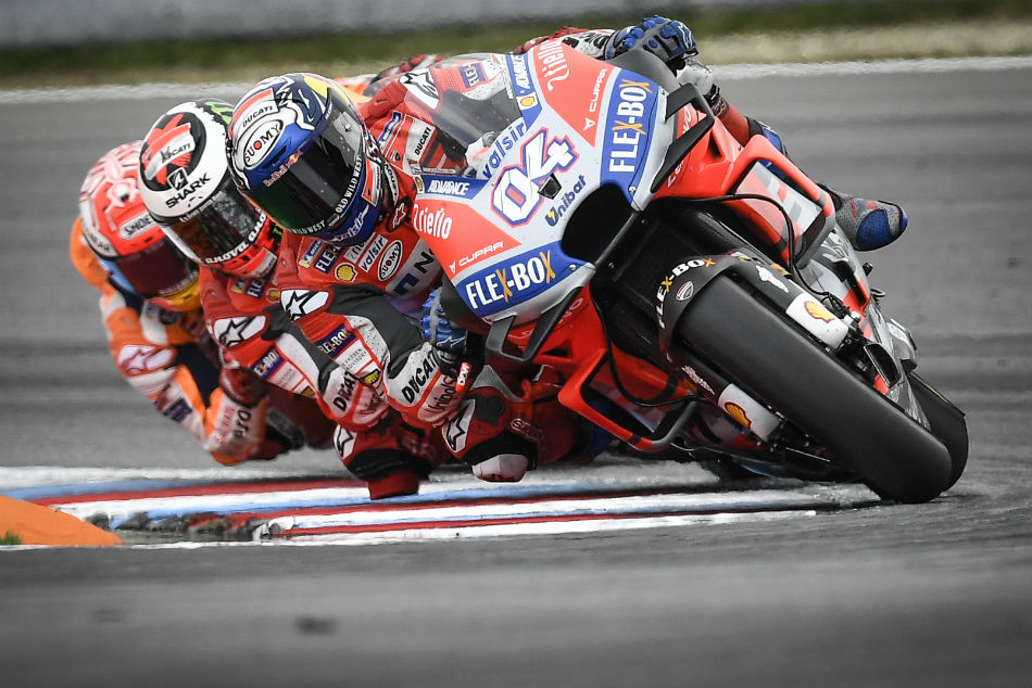 Motogp Analysis How Dovizioso Won The Battle Brno