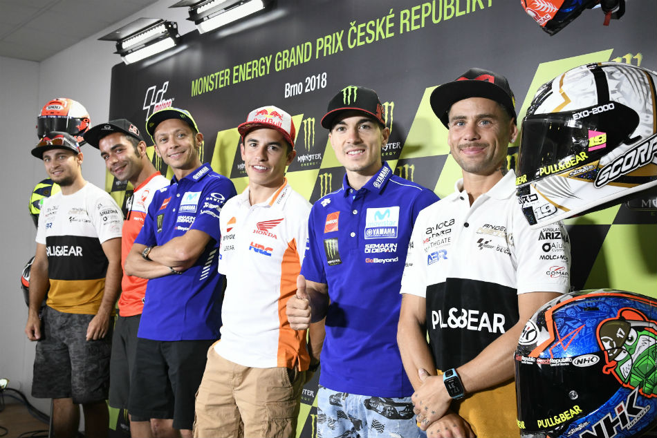 Motogp Season Resumes After Summer Break
