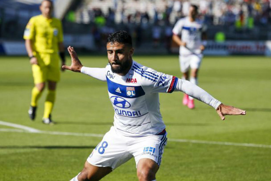 Liverpool To Reignite Interest In Lyon Star Nabil Fekir