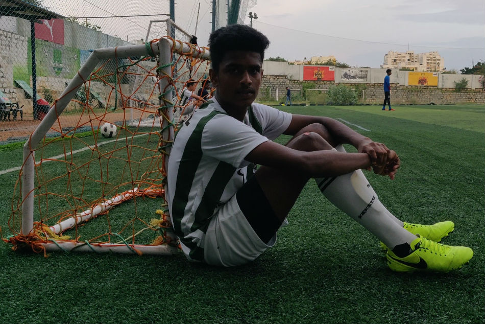 Two Kickstart Fc Products Train With Danish Superliga Club E