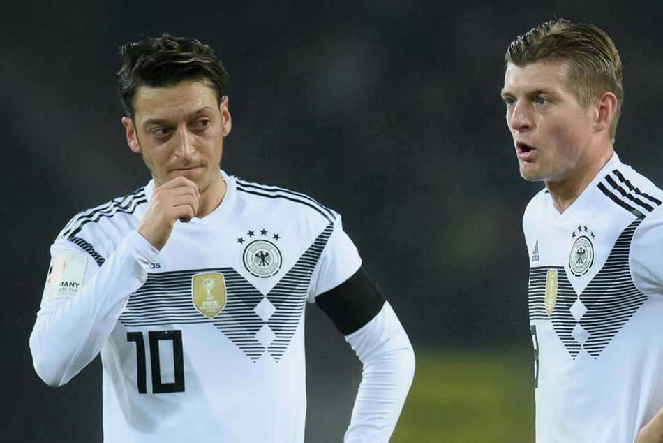 Ozil Racism Claims Nonsense Says Kroos