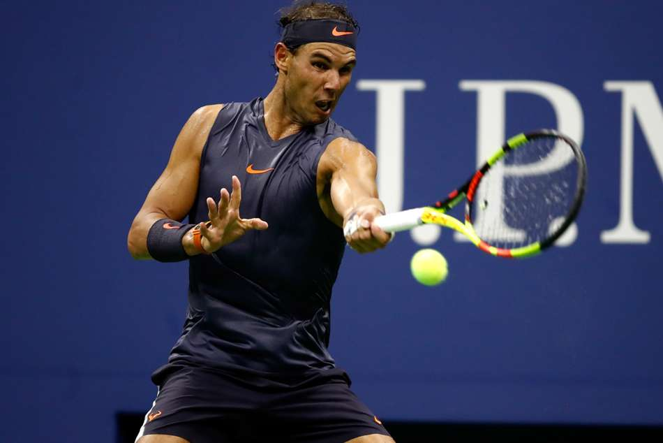 Rafael Nadal David Ferrer Us Open