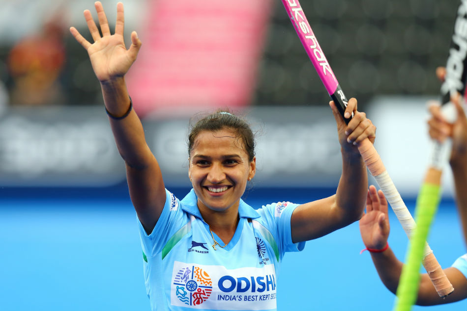Asian Games 2018 Indian Women S Team Qualify Semifinals Defeat Thailand 5 0