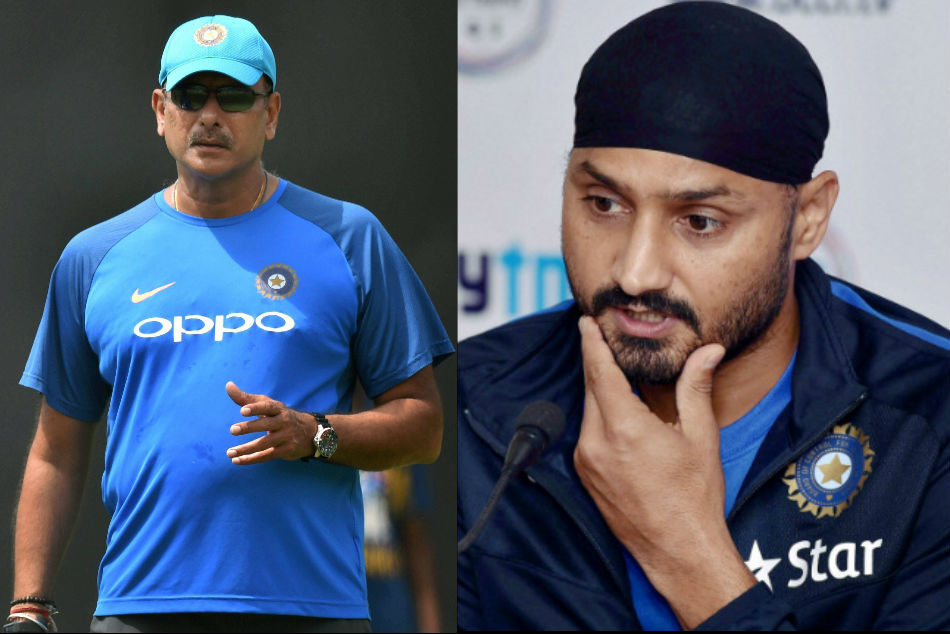 England Vs India Ravi Shastri Must Be Held Responsible Team India Poor Show Harbhajan Singh