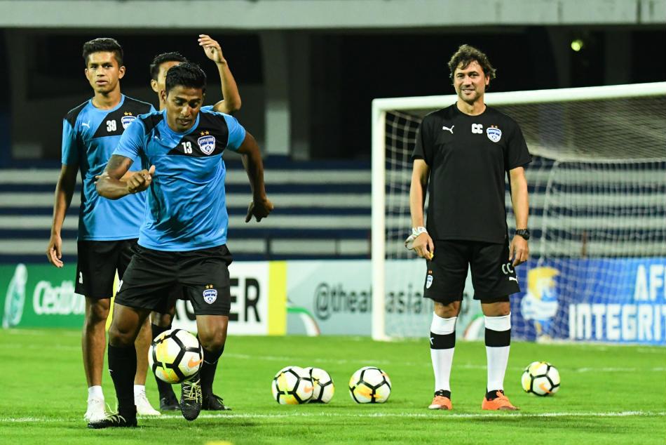 Afc Cup Bengaluru Fc Look Turn Tide Against Altyn Asyr
