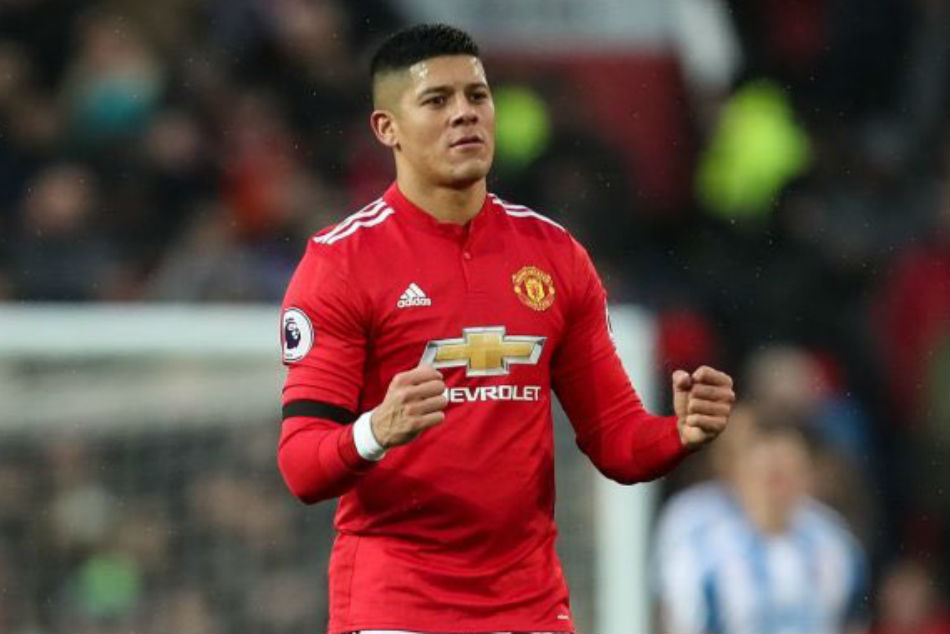 Manchester United S Marcos Rojo Be Loaned To Fenerbahce