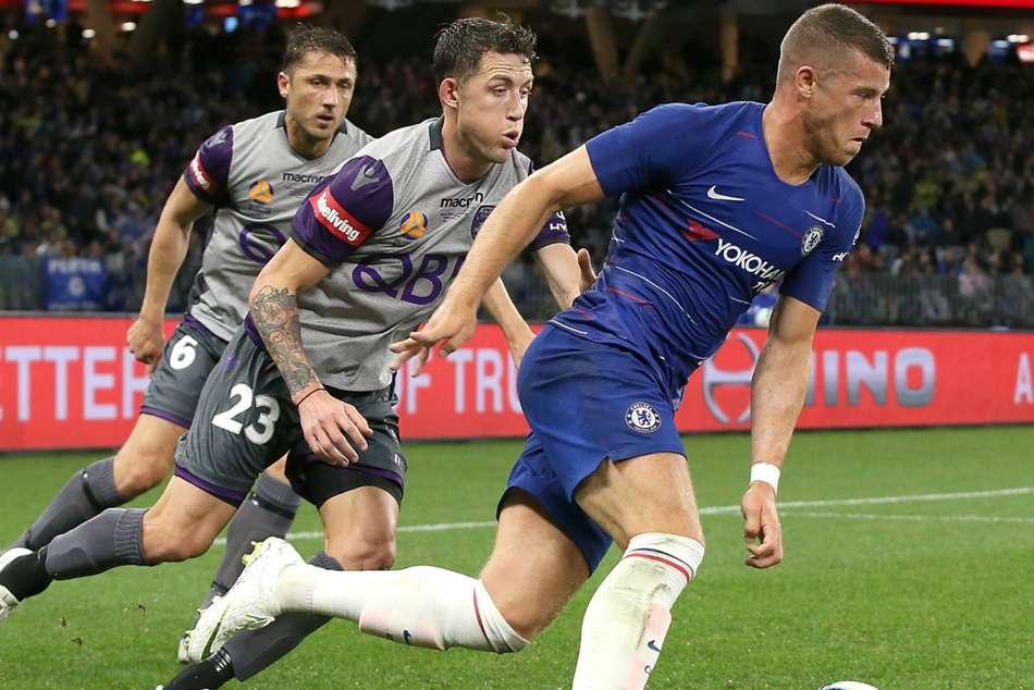 Ross Barkley Fighting For Chance Maurizio Sarri Chelsea Nightmare