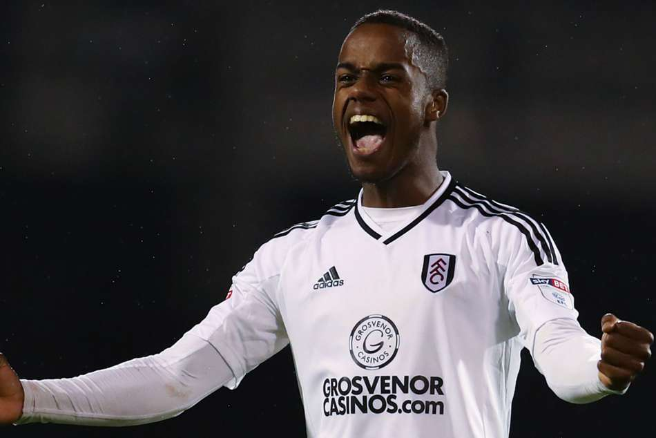 Fulhams rising star Ryan Sessegnon