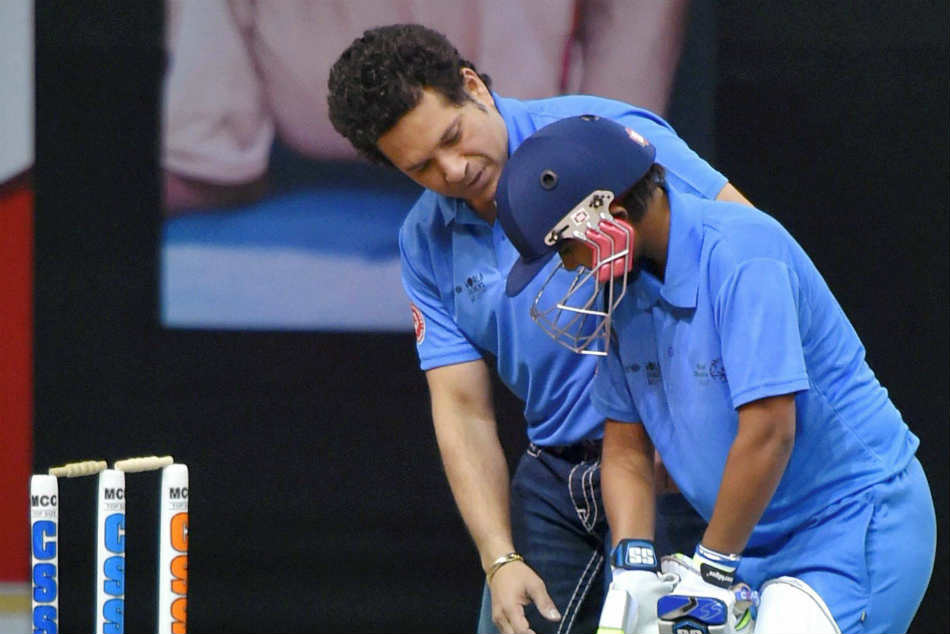 Sachin Tendulkar says youngsters should be selected to play for country if they are talented