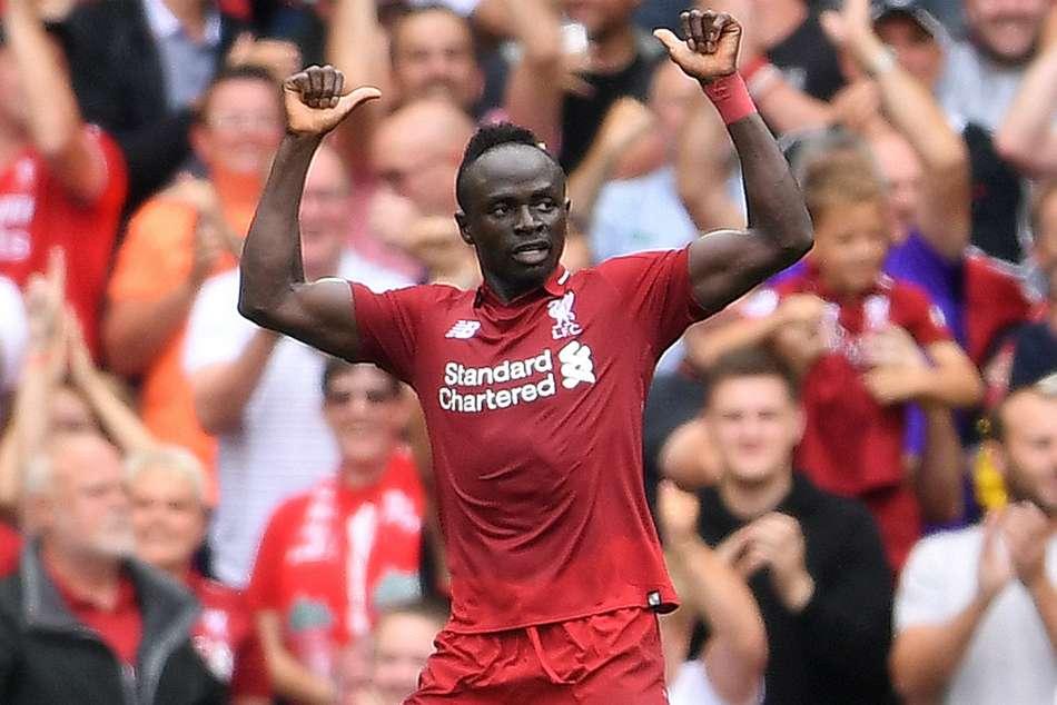 Liverpool West Ham Match Report Mohamed Salah Sadio Mane See Off Hammers