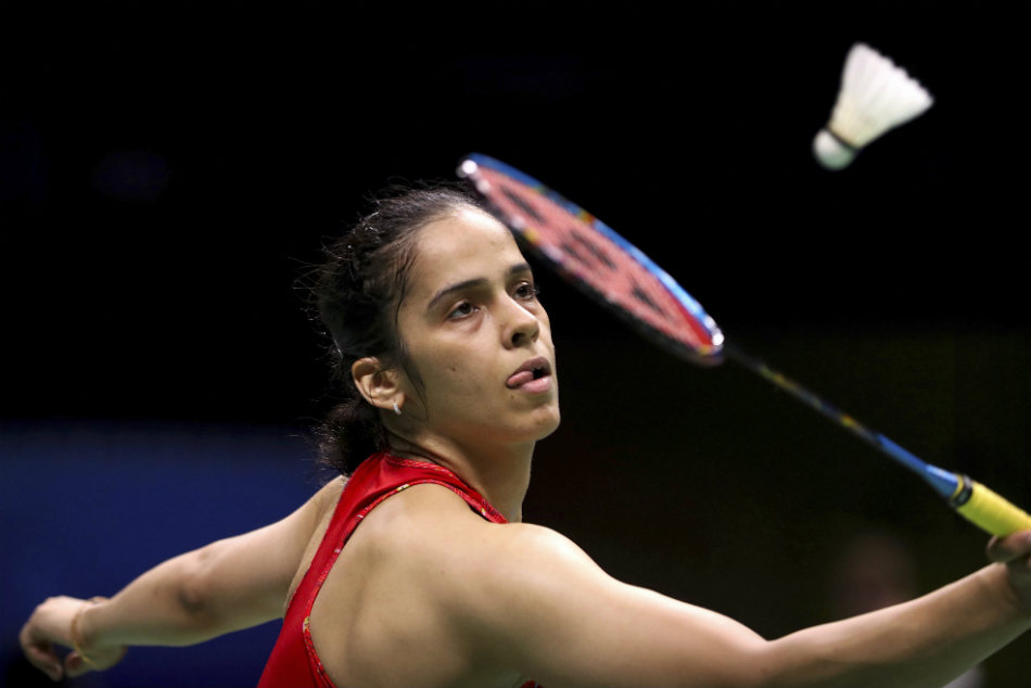 Saina Nehwal entered the quarterfinals of the 2018 Badminton World Championship