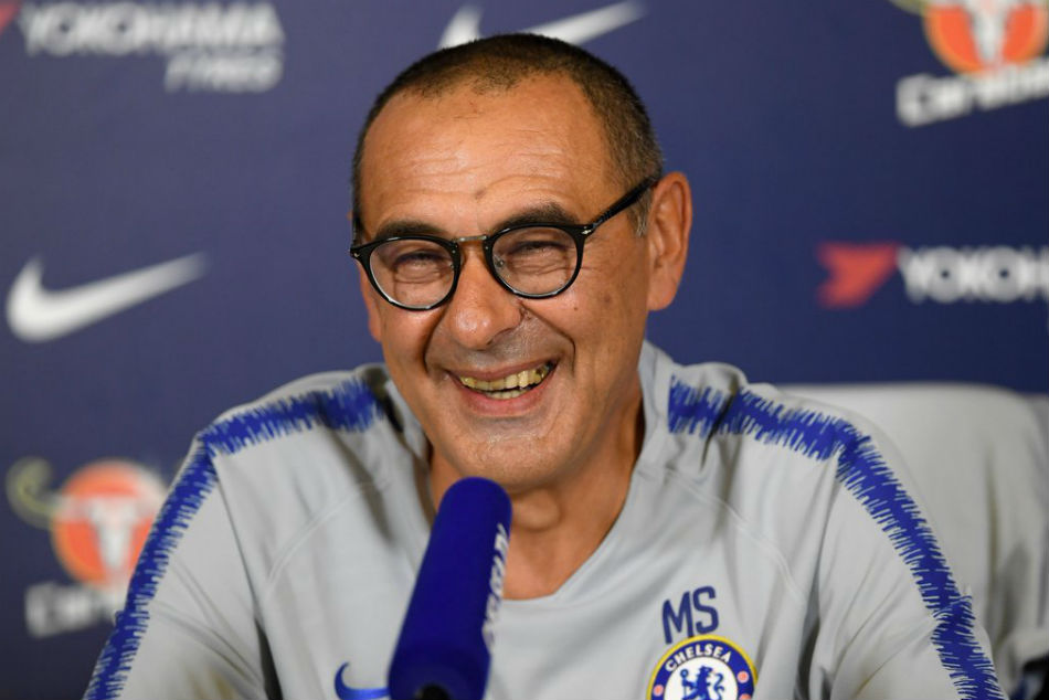 Is Hazard Going Play As False Nine Under Sarri