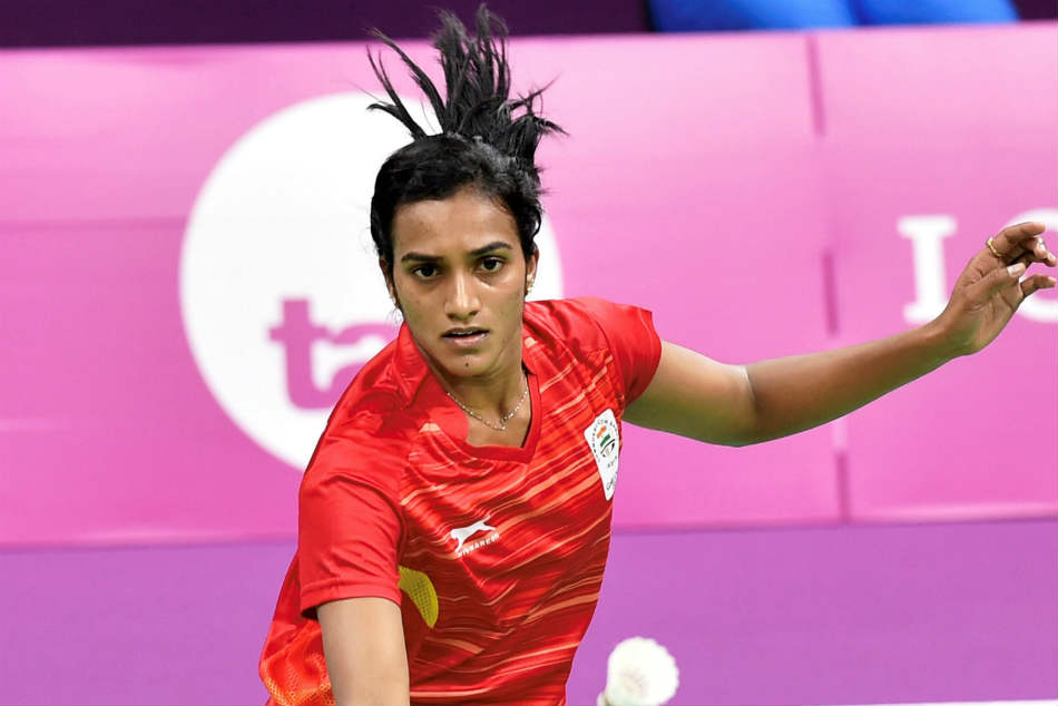 PV Sindhu outclasses Nozomi Okuhara to enter the semifinals of the World Badminton Championship