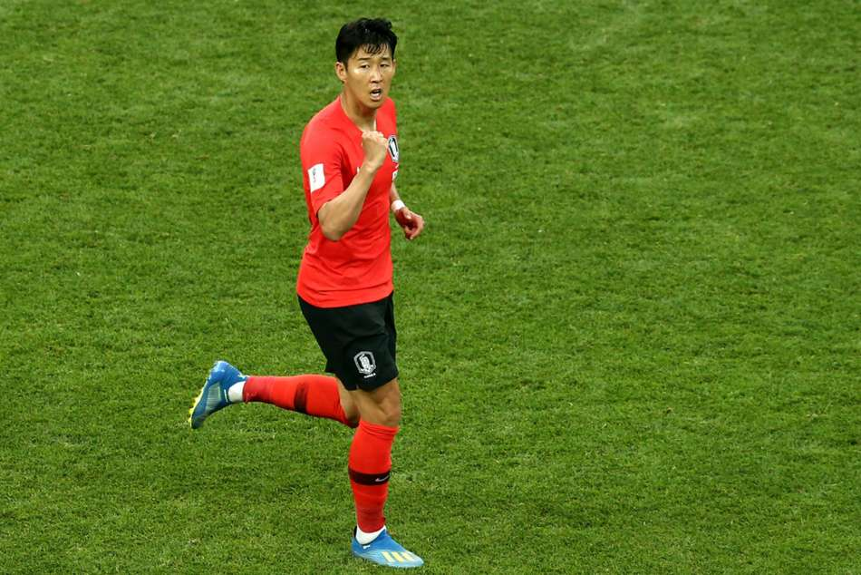 Football Or Military Service Spurs Son S Fate Rests On Asian Games Outcome