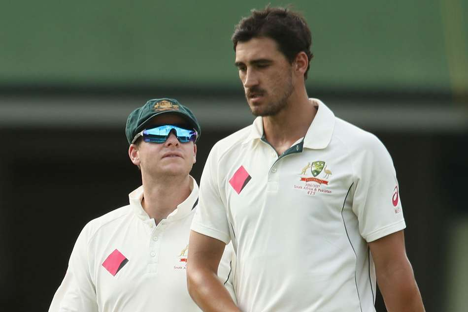 Mitchell Starc Photos