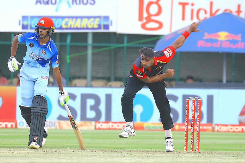 9c064e96a Stuart Binny came up with a fine all round effort to power Belagavi Panthers