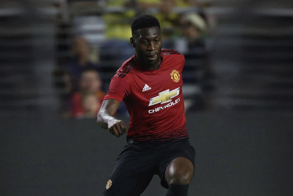 Manchester United Defender Timothy Fosu Mensah Set Join Bundesliga Side Hertha Berlin