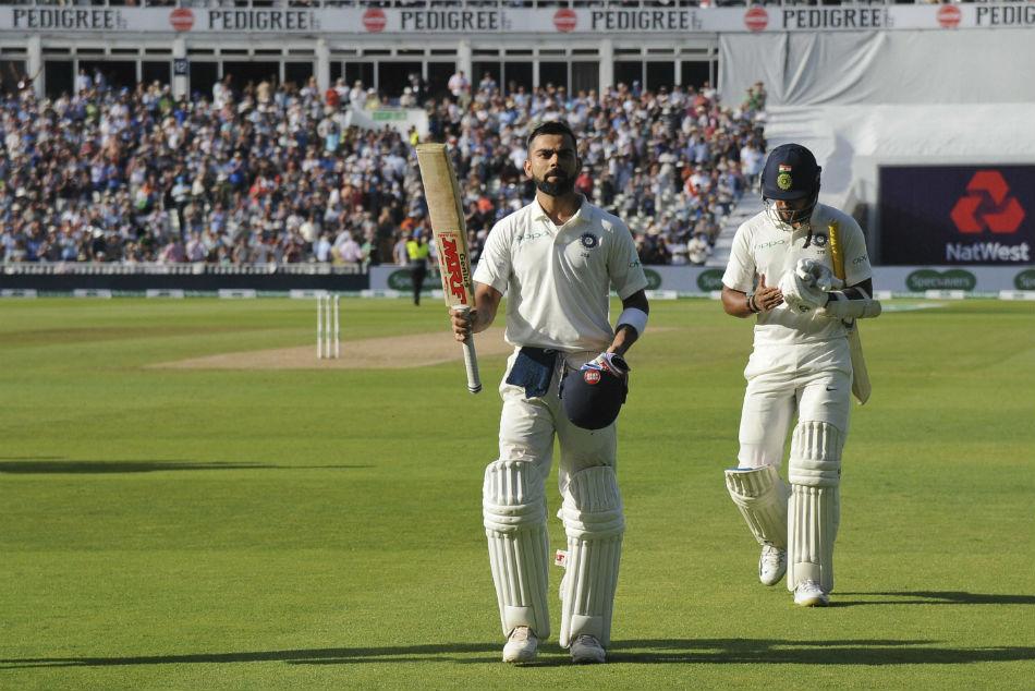 India Vs England Virat Kohli Slams 22nd Test Century Cricketing Fraternity Hails Him