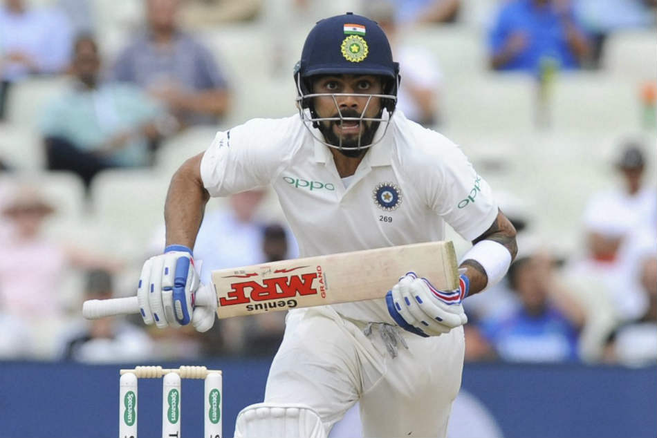 Virat Kohli says he is happy to have helped India pull back against England on Day 2 of the first Test
