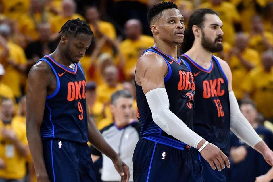 Nba Thunder Forward Grant Says Westbrook Is Great Team Mate