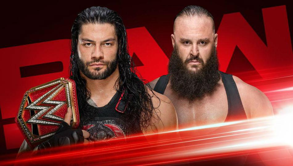 Watch Roman Reigns Free Online - WWE Monday Night Raw ...