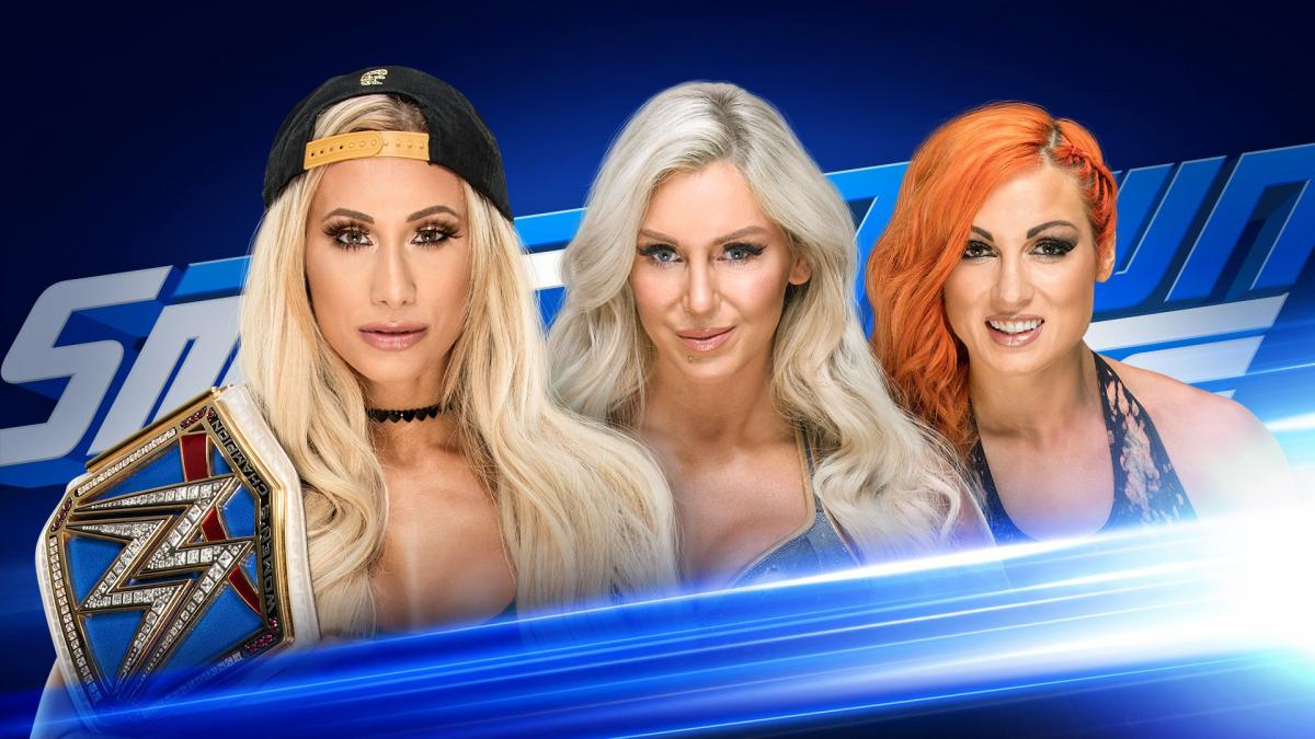 Wwe Smackdown Live Preview Schedule August 14 2018