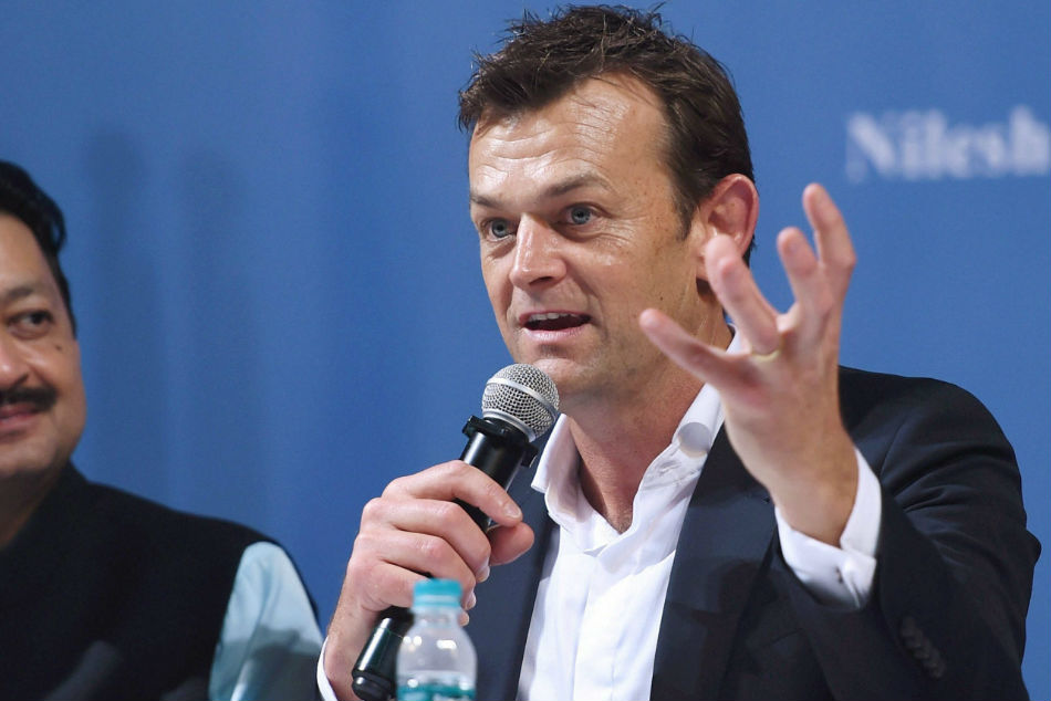 A file picture of former Australia wicketkeeper Adam Gilchrist