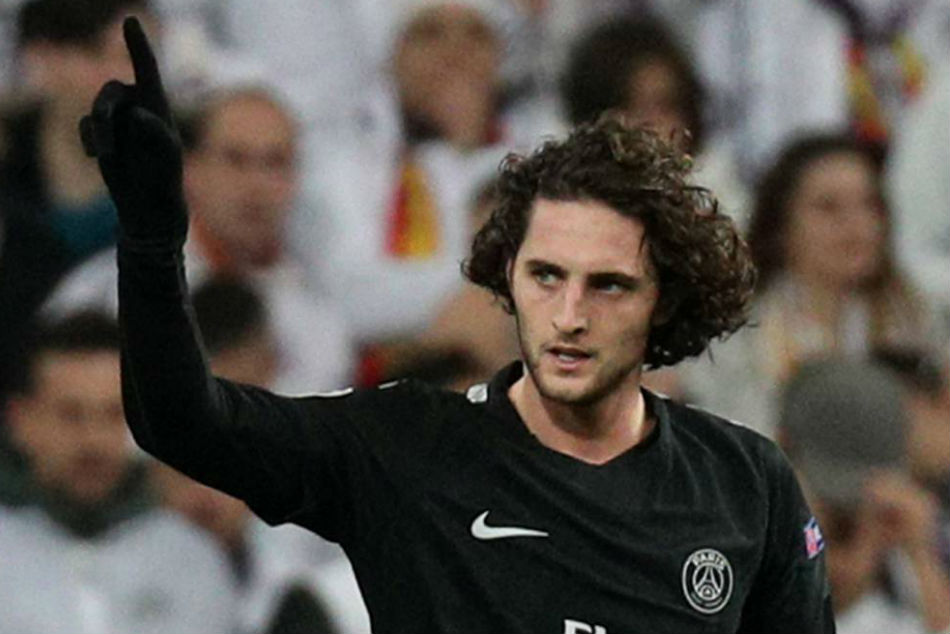 Psg S Adrien Rabiot Attracting Interest From Chelsea Liverpool Barcelona Manchester City