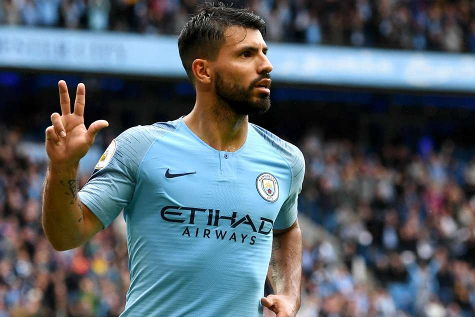 Sergio Aguero Opta Stats Manchester City Contract Extension
